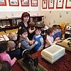 Посещение музея школы 29. Детский сад №1