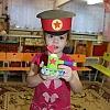 Совместное творчество детей и родителей к 23 февраля. Детский сад №1