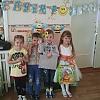 Традиция отмечать дни рождения. Детский сад №1
