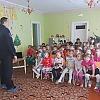 Занятие с сотрудником ГИБДД. Детский сад № 2