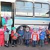 «К малышам приехал автобус» Детский сад № 1