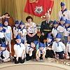 Встреча с ветеранами. Детский сад №1