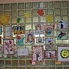 Осенние зарисовки - творчество родителей и детей. Детский сад №1