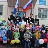 О проведении Победного детского парада, посвящённого празднованию 73-ей годовщины победы в Великой Отечественной войне. Детский сад № 1