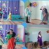 Тематическая неделя  «Театральный калейдоскоп». Детский сад №16