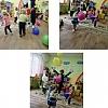 Праздник воздушных шаров. Детский сад №16