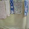 Шарфики для Снеговичков. Детский сад №48
