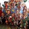 Праздник «Золотая осень» в дошкольной  разновозрастной группе. Детский сад № 51