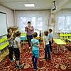 развивающие занятия « Скоро в школу» Детский сад №1