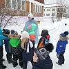 «Здравствуй, Зимушка – зима!» - спортивное развлечение. Детский сад №1