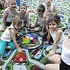 Игровая программа «Поздравляем с праздником!» Детский сад №1