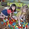 Конструирование в подготовительной  группе  №1. Детский сад №1