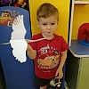 Акция «Белые журавли» Детский сад №14
