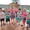 Фотоотчёт летних каникул. Детский сад № 1
