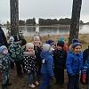 Экскурсия на озеро. Детский сад №16