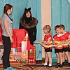 Физкультурное развлечение с элементами драматизации «Кошкин дом». Детский сад № 53