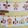 Творчество детей на тему «Цирк» во второй младшей группе. Детский сад №1