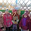 Праздник Весны. Детский сад №45