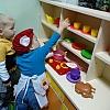 Игры с дидактической куклой. Детский сад №53