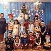 Новый год в подготовительной группе. Детский сад №48