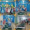 В предверии  праздника  9 мая в средней группе прошёл праздник «Помним – гордимся!» Детский сад №16