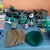 Выставка «Наша армия» Детский сад №1