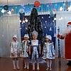 Новогоднее представление в подготовительной группе №1. Детский сад №1