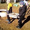 Осенний трудовой десант. Детский сад №51