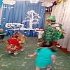 Новый год кончается, но праздник продолжается. Детский сад №44