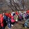 Победный детский парад «Я горжусь Победой!»  Детский сад №44