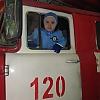 Экскурсия в пожарную часть №120. Детский сад №16