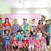 «Веселая зарядка» Детский сад №2