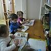 Посещение библиотеки. Детский сад №51