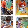 Мягкий конструктор в развитии детей младшего возраста. Детский сад №53