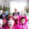 День пожилого человека. Детский сад №16