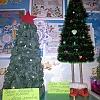 Конкурс  новогодних поделок. Детский сад №2