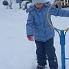 Открытие лыжного сезона. Детский сад №53