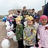 Детский парад, посвященный 74 – ой годовщине  Победы в Великой Отечественной войне. Детский сад №51