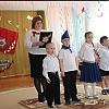 Встреча ветеранов. Детский сад №1