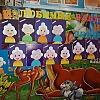Выставка ко дню пожилого человека. Детский сад №2