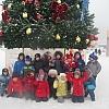 «Зимние забавы» Детский сад №1