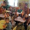 Творческие работы с бумагой. Детский сад №2