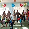 «Летние праздники. «Мама, папа, я –дружная семья!»» Детский сад № 44