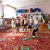 Военно – спортивная игра «По дорогам войны» Детский сад №1