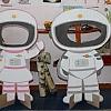 День Космонавтики. Детский сад №1