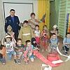 Сотрудничество с пожарной частью №120. Детский сад №14