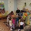 «Гномики» в гостях у Барбоса. Детский сад №53