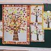 Аппликация на тему «Осеннее дерево» в средней группе. Детский сад №1