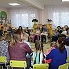 Родители и дети старшей группы  детского сада побывали в психолого-педагогической гостиной «Фантазёры»  Детский сад №1