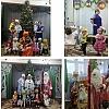 Малыши встречают Новый год. Детский сад №53